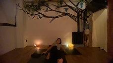 8/11 21:00-21:30 HEALING YOGA (ごろんと寝転んで一日の疲れをリリース)by Maiko Kurata