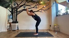 6/2 15min Quick Kundalini Awakening yoga by Maiko Kurata