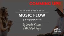 4/9 19:00頃配信スタート】30min MUSIC FLOW by Maiko Kurata x DJ Satoshi Miya