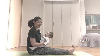 【NEW!】No'5 Mamma Mia Yoga-赤ちゃんと一緒にできるヨガ- by Sayuri