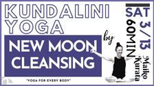3/13 Kundalini yoga(New moon cleansing) by Maiko kurata