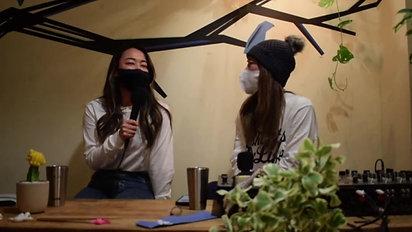 TALK live】 Kaoru Tokyo meets MAIKO KURATA at BRIGHTON Studio DAIKANYAMA 7th anniversary