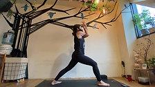 4/16 Hatha yoga by Maiko Kurata