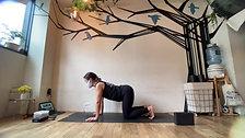 【前半】6/12 Hatha yoga by Maiko Kurata
