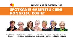 Spotkanie Gabinetu Cieni Kongresu Kobiet