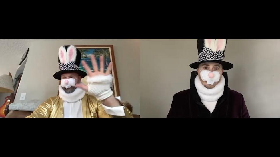 Bunny Bros EggStravaganza