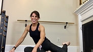 Barre-Inspired Abs, Arms and A$$ (glutes)