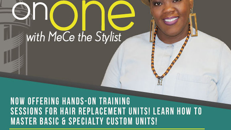 One on One Training with MeCe