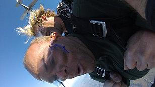 Scout Master Hanna Skydive Appreciation