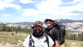 Eagle Scouts Mike and Nic join 125's backpacking trek
