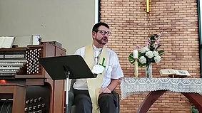Sunday Worship Service (August 23, 2020)