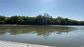 The peaceful river Dart