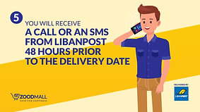 How to pay CASH ON DELIVERY - Zoodmall Lebanon