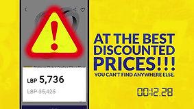 BEST PRICE_SHOP IT BEFORE IT'S GONE _ LEBANON