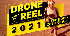 The Hood Collective Cannabis Drone Reel 2021