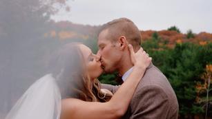 Kayla + Joe   Autumn Wisconsin Wedding
