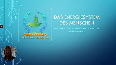 Das Energiesystem des Menschen