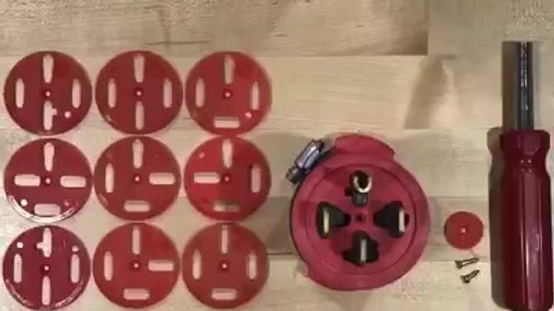 Davis Multi Plug Assembly