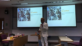 Rudy Pierre Low Speaking at Singapore Management University