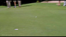 Happy Gilmore Putting