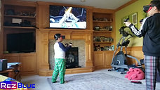 Virtual Reality at Your House