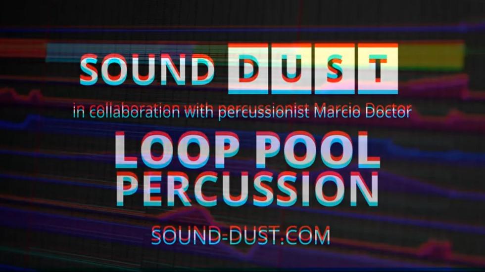LOOP POOL PERCUSSION
