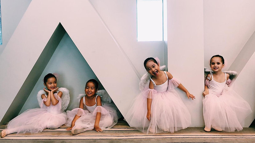 Baby Ballet & Pre-Primary