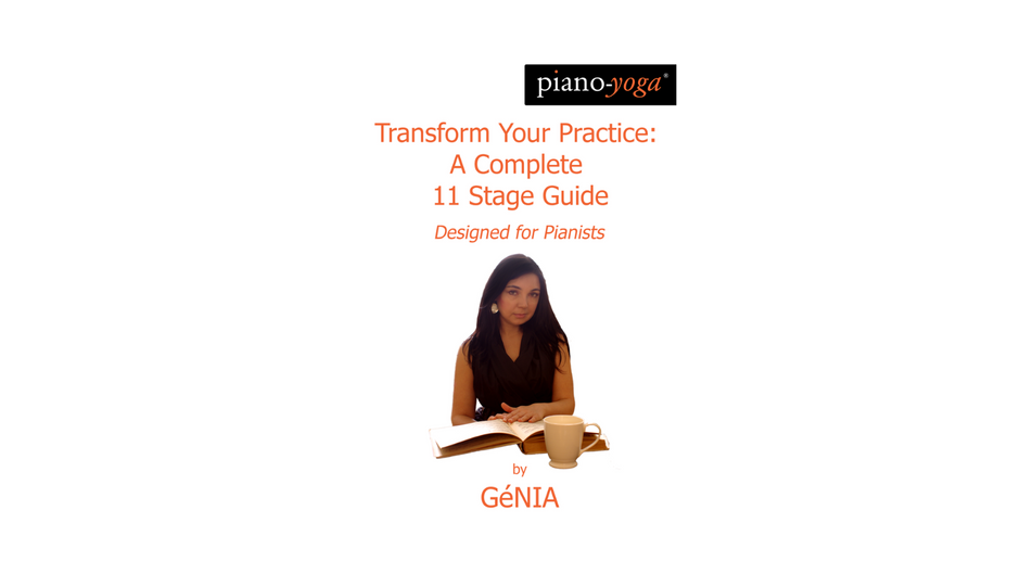 Clip from 'Transform Your Practice: A Complete 11 Stage Guide' by GéNIA