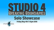 S4 Solo Showcase 2018 Show