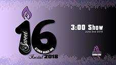 SDI 3-00 2018 Show