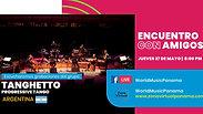 Encuentro con Amigos Ep 3 - World Music Panamá
