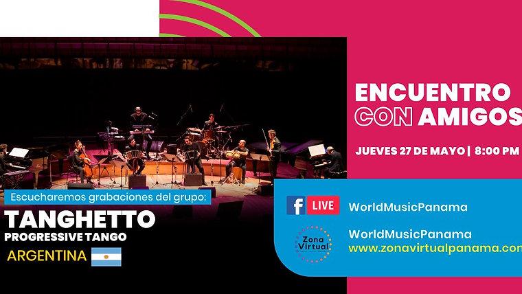 Encuentro con Amigos World Music Panamá 2021