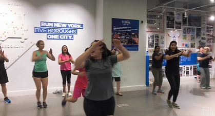 Monthly Bollywood Class at NYRR