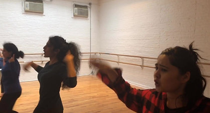 Intro to Bollywood Dance Class