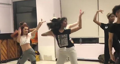 Bollywood Workshop in NYC