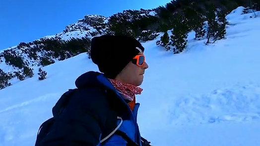 Ski de randonnée - La Corniche, Pralognan-la-Vanoise