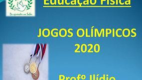 F2 E Médio - Educação Física - Jogos Olímpicos 2020 - Parte 1