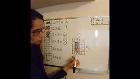 2º ANO B - 22/09/2020 - Matemática - parte 2