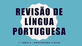 1º EM A e B - Português
