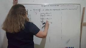 1º EM A e B - Matemática - Trigonometria III