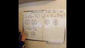 2º ANO B - 23/09/2020 - Matemática