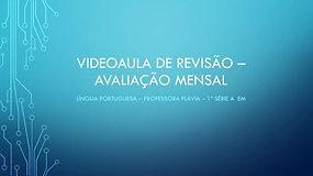 1º EM A - Português