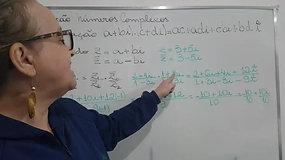 3º EM A e B - Matemática - Números Complexos II