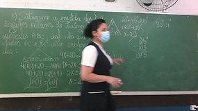 8º C - Matemática