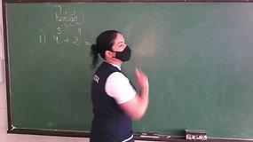 6º C - Matemática - Potenciação e Radiciação