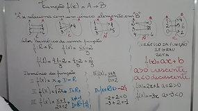1º EM A e B - Matemática - Função