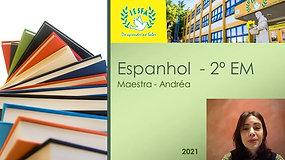2º EM A e B - Espanhol