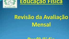 F2 e MÉDIO - Educação Física