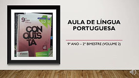 9º Ano - Português