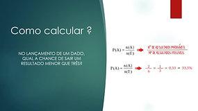 6º A e B - Matemática  - Probabilidade